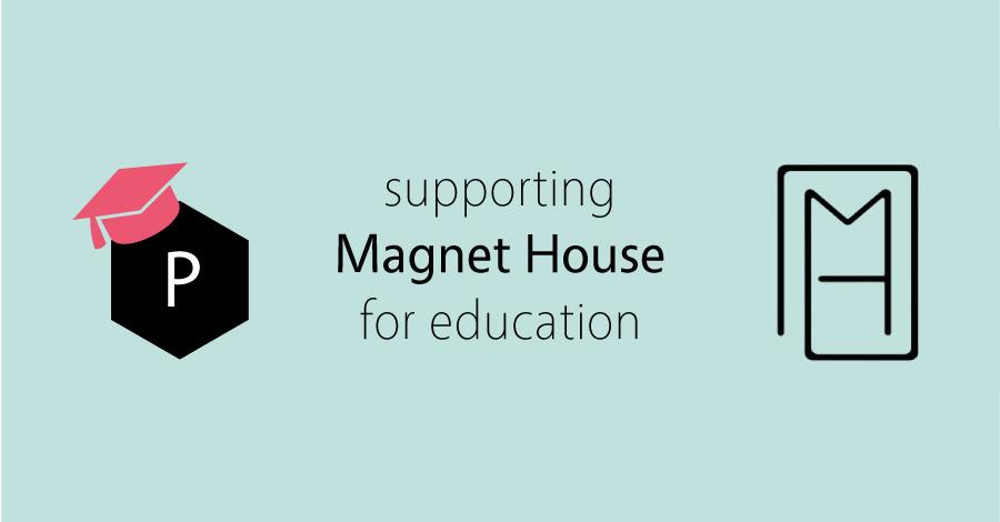 News Magnet House - Pilvi für Bildung