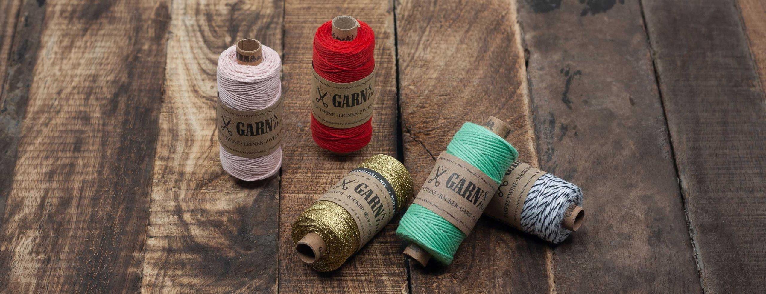 News Bäckergarn von Garn & Mehr: Neue Farben